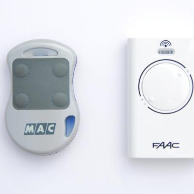 Zenders FAAC en MAC