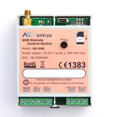 GSM module om poort of hek te bedienen via uw GSM toestel
